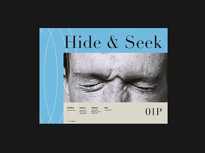 Hide & Seek Animation uidesign ui graphicdesign animation motion design motion