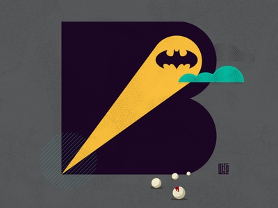 Graphic Movies   Batman retro 1980s poster art movie poster poster design poster logomark 80s illustration minimalism batman