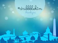 #dribbblektm Thank you for invite