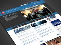 American Armenian Committee Website UI