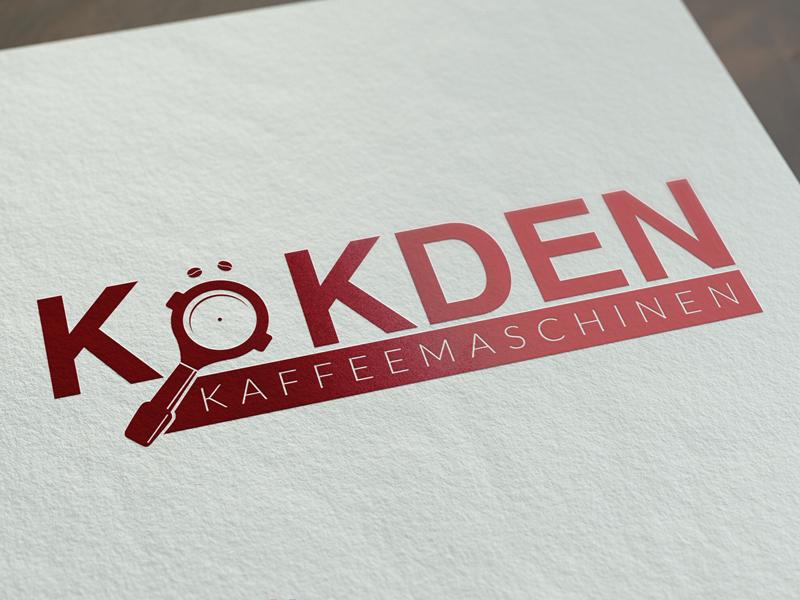 Kökden Kaffeemaschinen vector coffee system kokden logo coffee