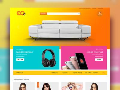 Multi Vendor Ecommerce Platform