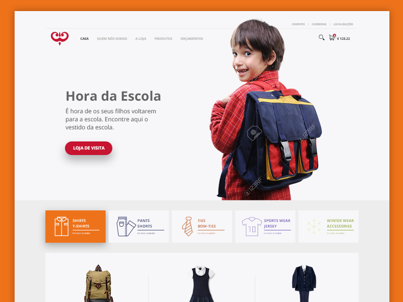 Rosa Ecommerce shopify wordpress shopping ecommerce
