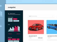 Craigslist Redesign Challenge