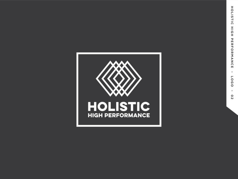 Holistic High Performance logo logos logo design performance high holistic logo