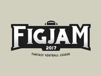 FIGJAM Fantasy Football Logo
