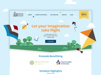 ABC Kitefest Homepage