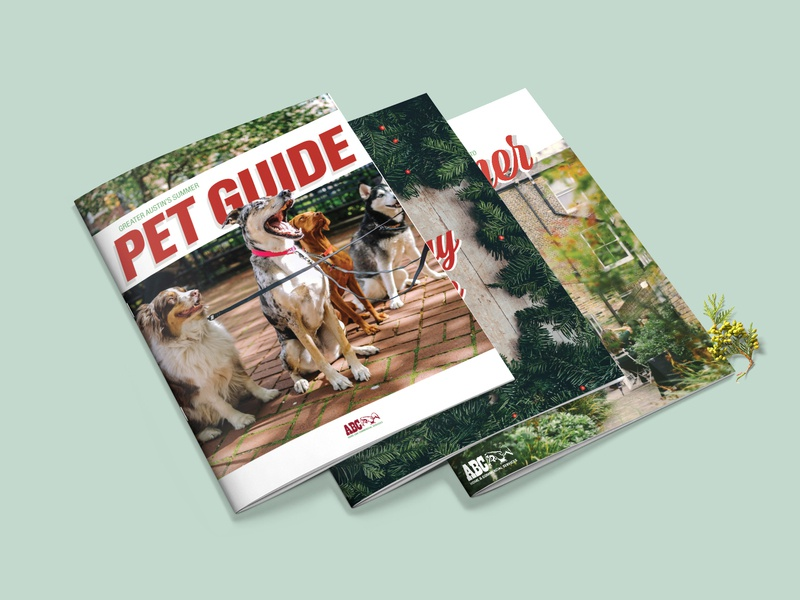Opt-In Marketing Guides for ABC Home and Commercial 2017 layoutdesign layout editorial collateral marketing collateral illustration typography design editorial design
