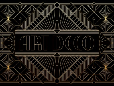 Artdeco design packaging artdeco lineart geometric simple illustration minimal art line monoline