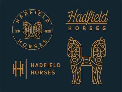 Halfield Horses