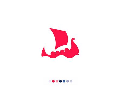 Savikings Picto + Brand Colors red hosting brand savikings logo