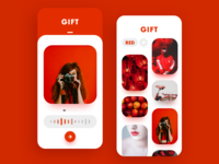 Buy red gifts for New Year!