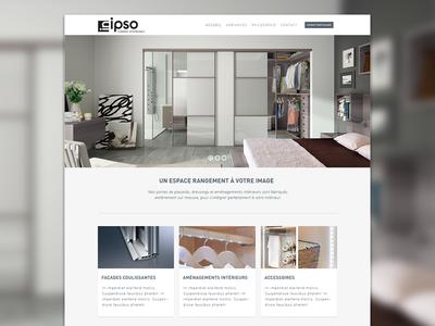Home page interior design