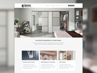 Home page interior design