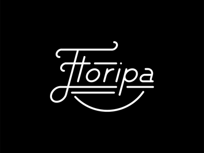 Floripa Lettering