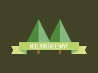 Logo - MillionTreesNYC