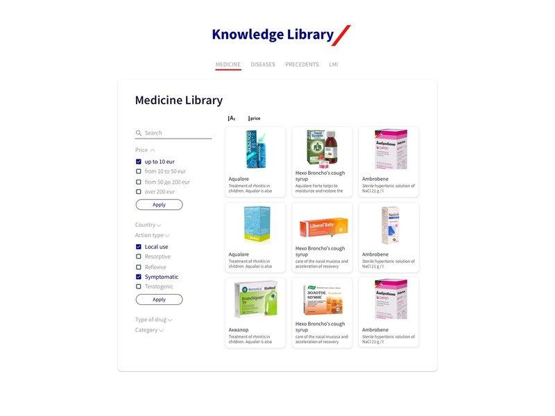 Profilevar2 Copy 6 medicine medicine app library knowledge base work project ui ux design ui ux design ui ux designer uidesign interface