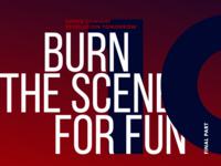 BTSFF poster