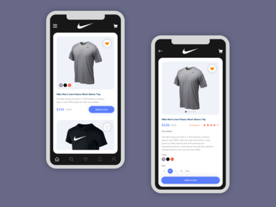 e commerce mobile app