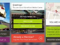 Buzzcab   start screen