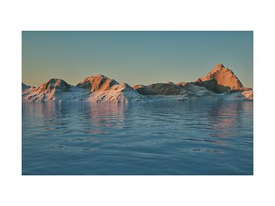 Surreal landscapes   Vol. 1 gpu octane design 3d landscape c4d render surreal
