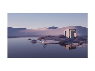 Nvidia wallpaper contest c4d octane render 3d work enviroment nvidia competition