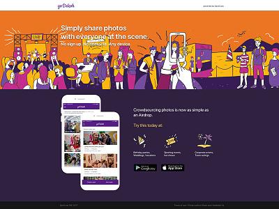 Godekoh Website illustration website godekoh