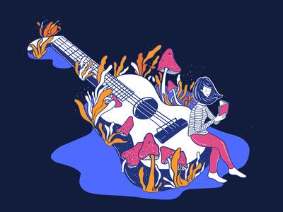 Wonder Uke objects ukulele wonder