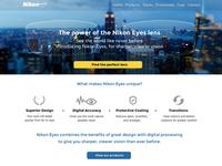 Nikon Eyes Home Page v2