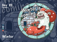 Winter is coming~