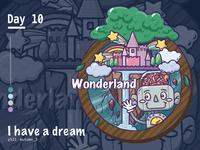 wonderland~