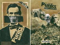 Punks The Comic - Covers