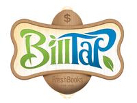 BillTap - Custom Type Logo - Part 4