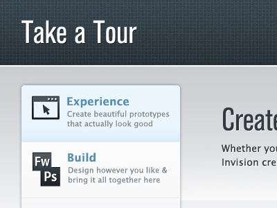 Tour screen1
