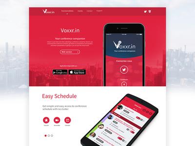 Voxxrin Website