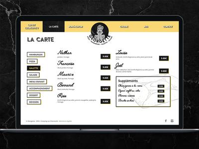 Georgette Website