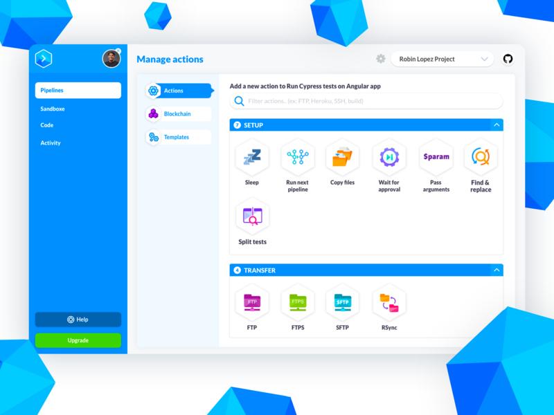 Buddy Concept graphic vector webdesign card interface brand ux list app design ui