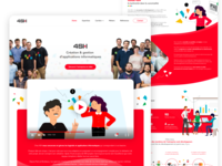 4SH Website