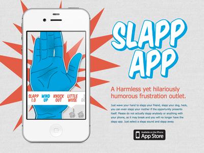 Slapp App app website slap your mom slapp app slappy pappy