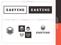 East End logo set