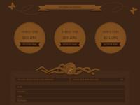 Paperhood Screendesign - Workshop Section