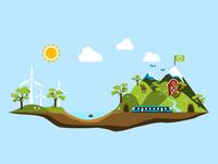 Energie Führerschein App