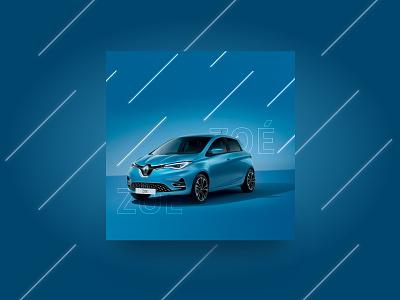 Renault socialmedia publication