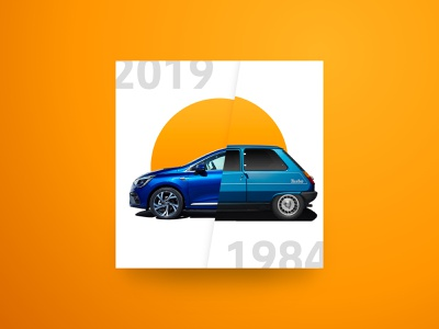 Renault publication socialmedia