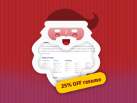 Resume Santa