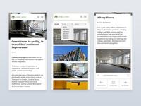 Building Services: Mobile
