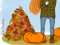 Lotta's autumn