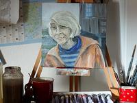 tove jansson's portrait