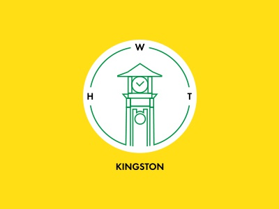 Kingston City Badge