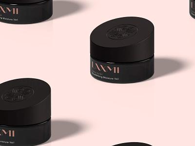 Laxmi – Fair Trade Organic Skincare logo skincare lifestyle cosmetics package design fair trade branding